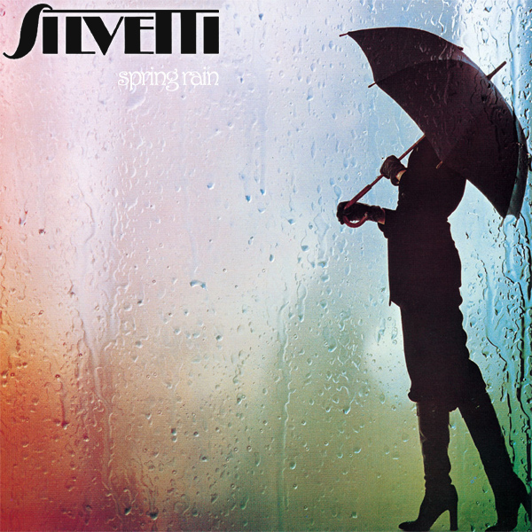 Original Cover Artwork of Silvetti Spring Rain