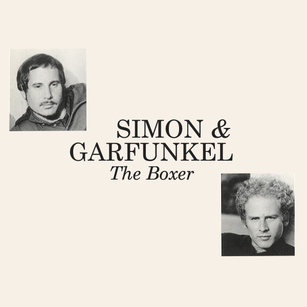 simon garfunkel the boxer 1