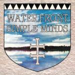 Original Cover Artwork of Simple Minds Waterfront