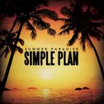 Original Cover Artwork of Simple Plan Summer Paradise