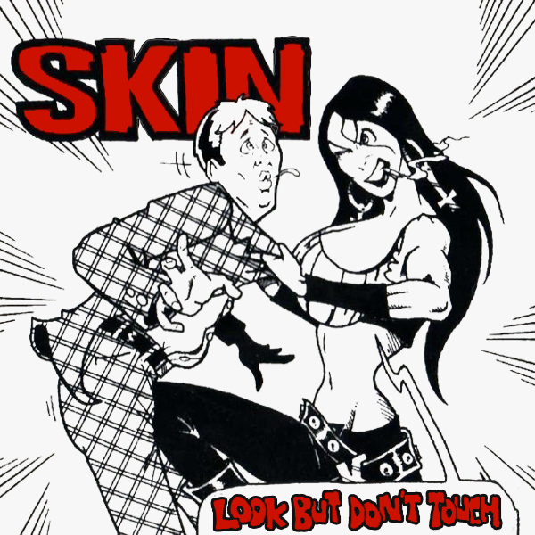 Original Cover Artwork of Skin Look But Dont Touch