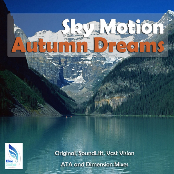 Original Cover Artwork of Sky Motion Autumn Dreams