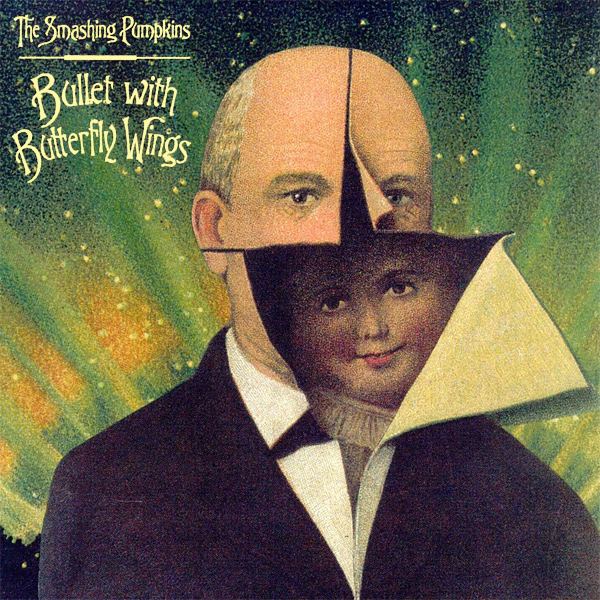 Original Cover Artwork of Smashing Pumpkins Bullet