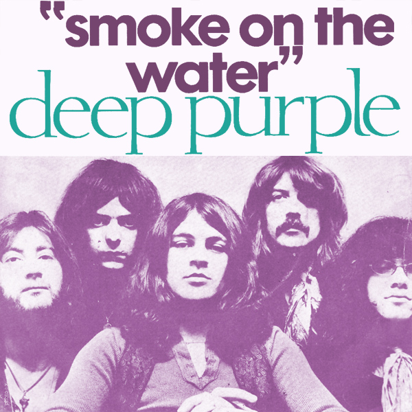 Smoke On The Water - Deep Purple