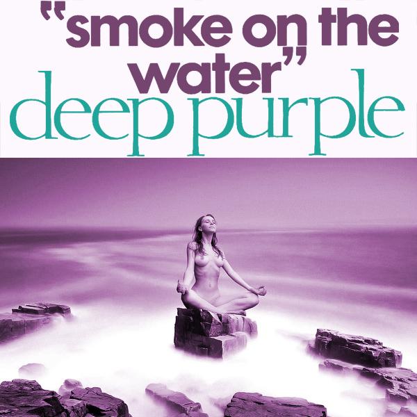 smoke on water purple remix