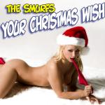 Cover Artwork Remix of Smurfs Your Christmas Wish