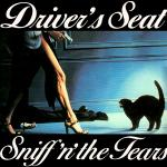 Original Cover Artwork of Sniff N The Tears Drivers Seat