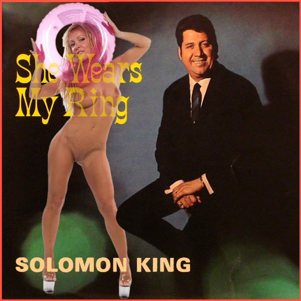 Cover Artwork Remix of Solomon King She Wears My Ring
