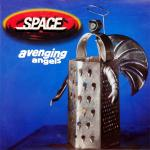Original Cover Artwork of Space Avenging Angels