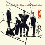 Original Cover Artwork of Spandau Ballet Barricades