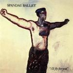 Original Cover Artwork of Spandau Ballet Ill Fly For You