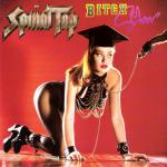 Original Cover Artwork of Spinal Tap Bitch School