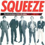 Original Cover Artwork of Squeeze Mussels Shell