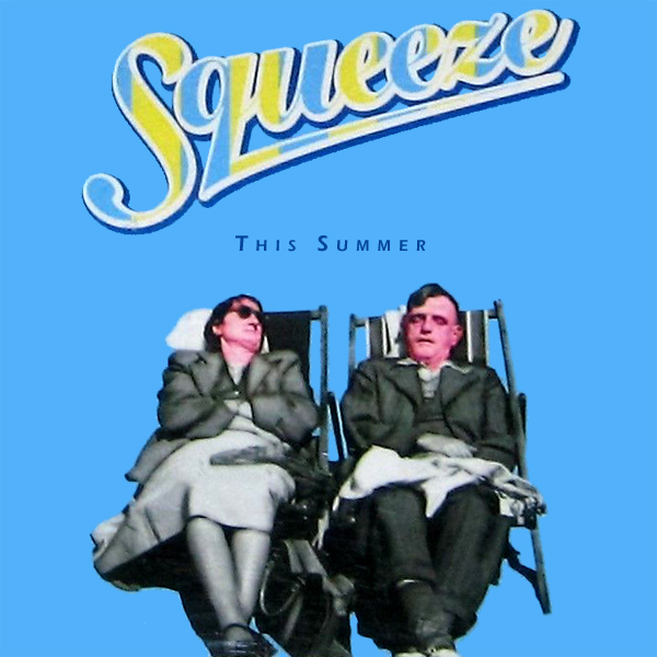 Original Cover Artwork of Squeeze This Summer