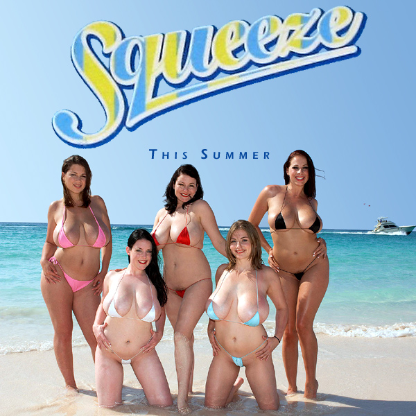 Cover Artwork Remix of Squeeze This Summer