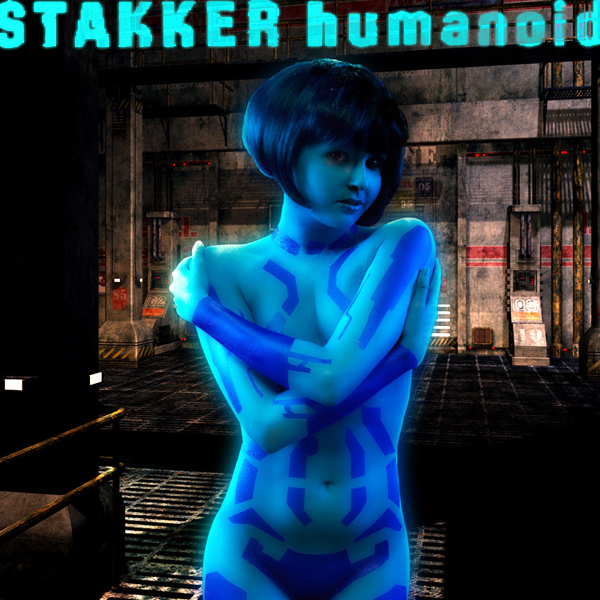 Cover Artwork Remix of Stakker Humanoid
