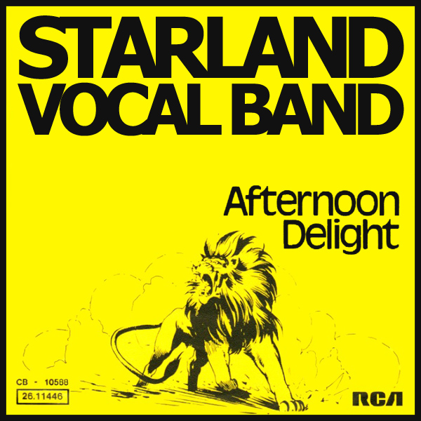 Starland Vocal Band Afternoon Delight