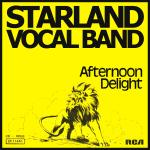 Original Cover Artwork of Starland Vocal Band Afternoon Delight