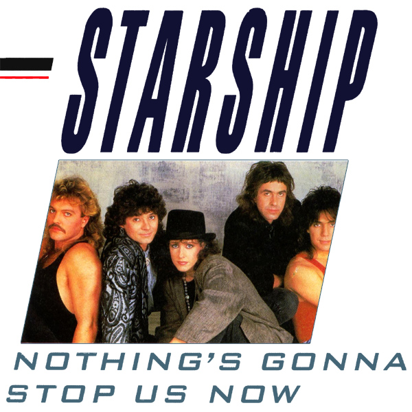 starship nothings gonna stop us now 1