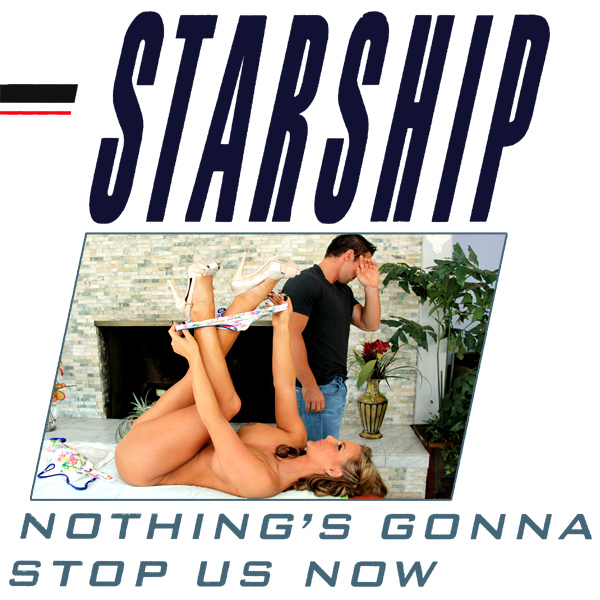 starship nothings gonna stop us now remix