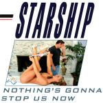 Cover Artwork Remix of Starship Nothings Gonna Stop Us Now
