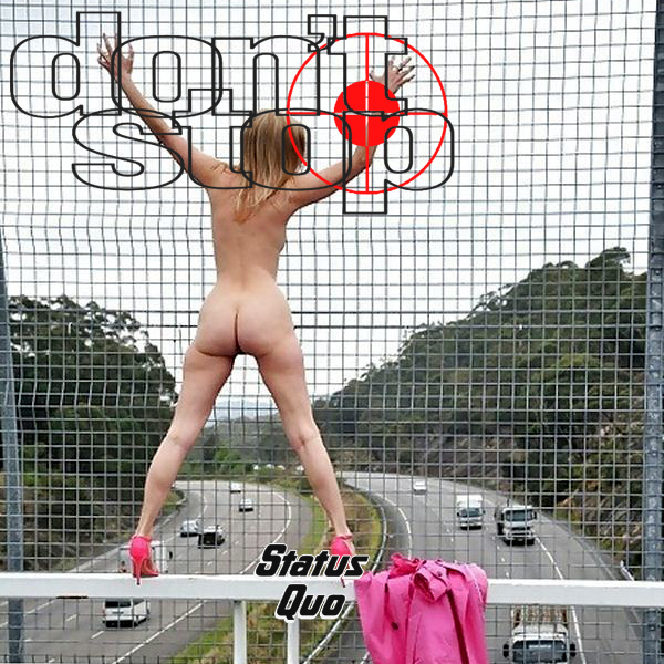 Cover Artwork Remix of Status Quo Dont Stop
