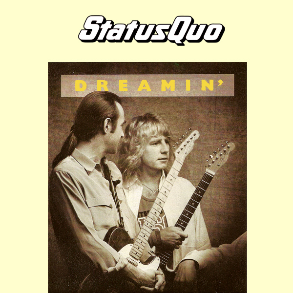 Original Cover Artwork of Status Quo Dreamin