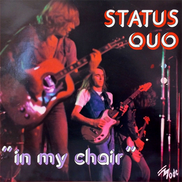 status quo in my chair 1