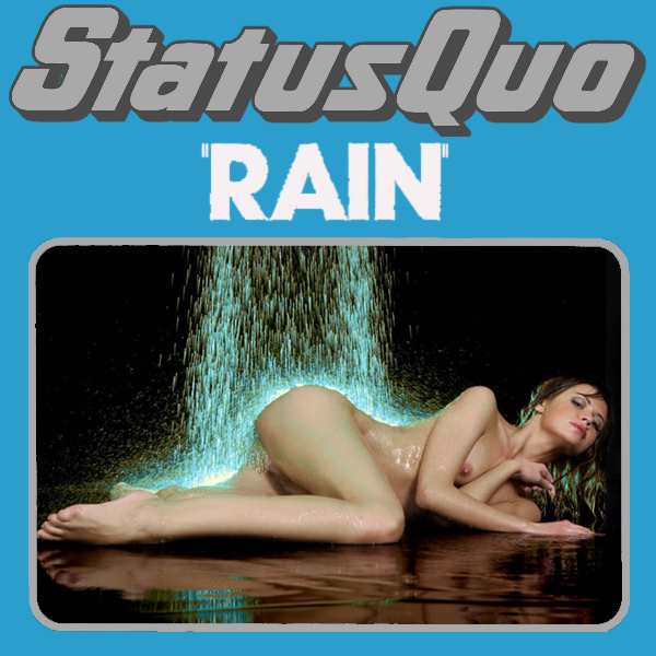 Cover Artwork Remix of Status Quo Rain