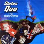 Original Cover Artwork of Status Quo The Wanderer