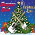 Original Cover Artwork of Status Quo Xmas Time