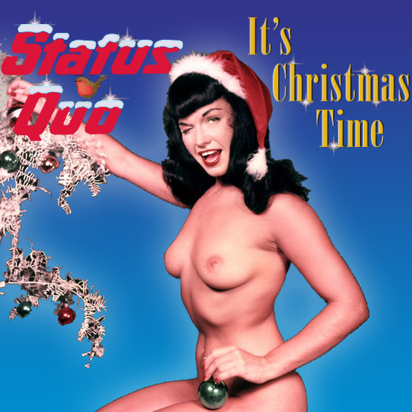 Cover Artwork Remix of Status Quo Xmas Time