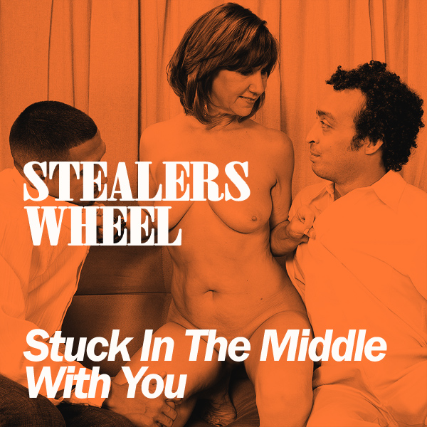 stealers wheel stuck in the middle remix