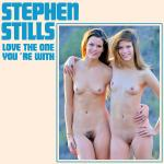 Cover Artwork Remix of Stephen Stills Love The One Youre With