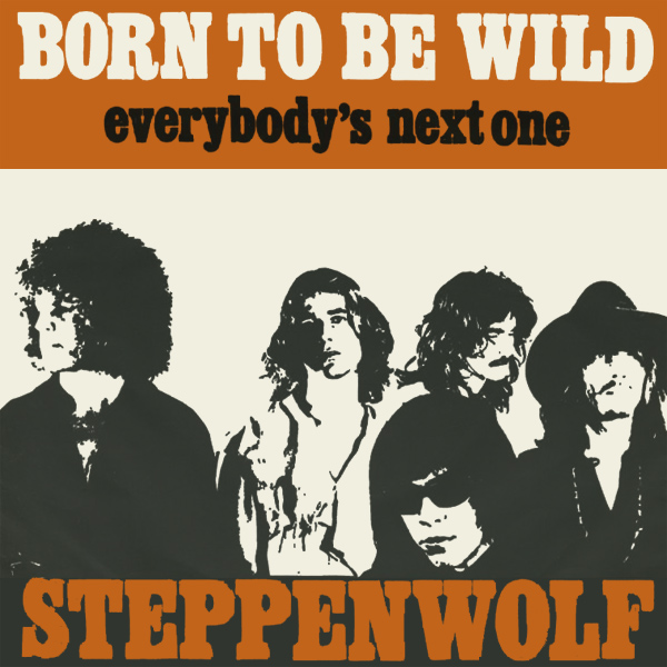 Steppenwolf Born Wild