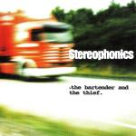 Original Cover Artwork of Stereophonics Bartender And The Thief