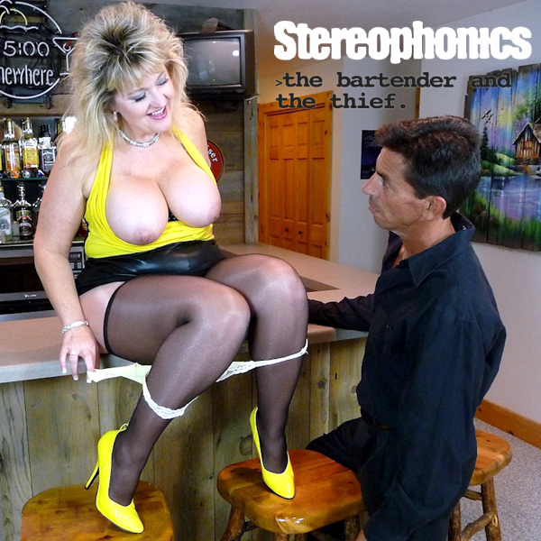 Cover Artwork Remix of Stereophonics Bartender And The Thief