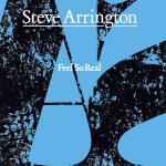 Original Cover Artwork of Steve Arrington Feel So Real