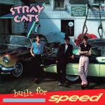 Original Cover Artwork of Stray Cats Built For Speed