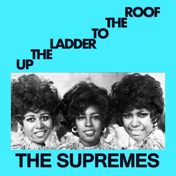 Original Cover Artwork of Supremes Up Ladder Roof