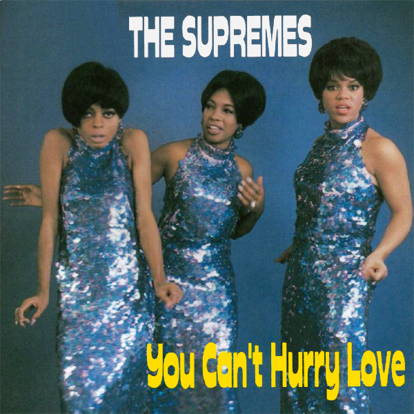 supremes you cant hurry love 1