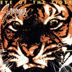 Original Cover Artwork of Survivor Eye Of Tiger