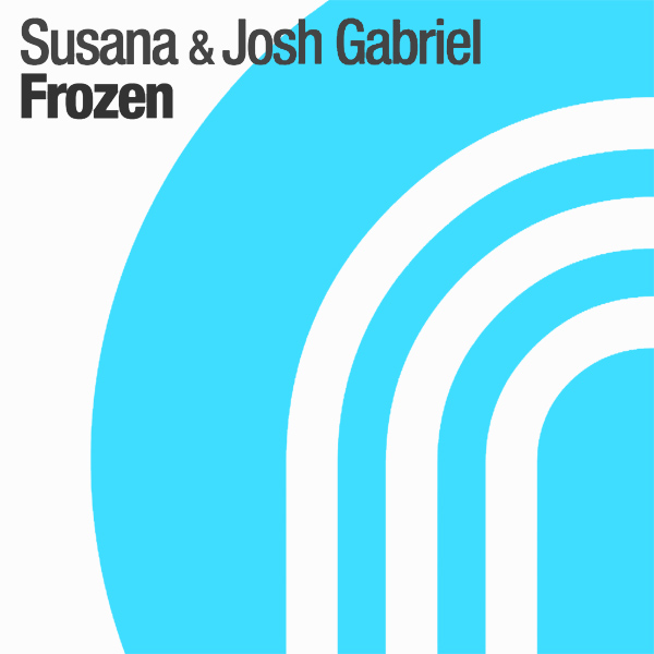 Original Cover Artwork of Susana Josh Gabriel Frozen