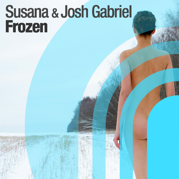 Cover Artwork Remix of Susana Josh Gabriel Frozen