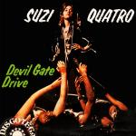 Original Cover Artwork of Suzi Quatro Devil Gate Drive
