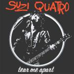 Original Cover Artwork of Suzi Quatro Tear Me Apart