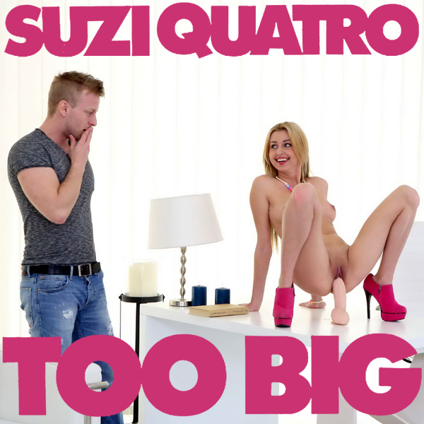 suzi quatro too big remixx