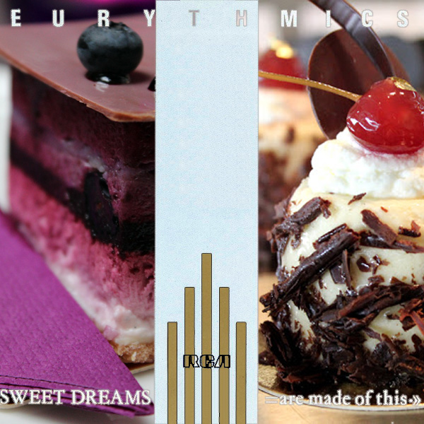 sweet dreams eurythmics 2