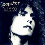 Original Cover Artwork of T Rex Jeepster
