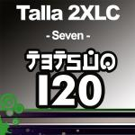 Original Cover Artwork of Talla2xlc Seven